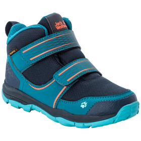 Jack Wolfskin MTN Attack 3 Texapore VC Scarpe Bambino, dark blue/orange